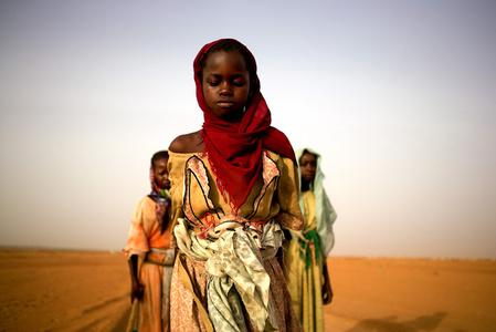 Girls of Darfur