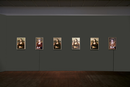 Mona Lisa and the others from the North