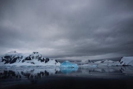 Antarctica, S. Pole, 3
