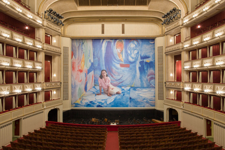Safety Curtain 2015/2016 by Dominique Gonzalez-Foerster