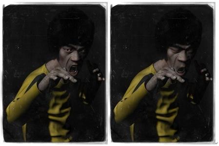 Bruce Lee—NG Face 3