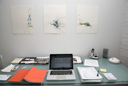 Andrea Pollan, Art Dealer and Founder Curator's Office