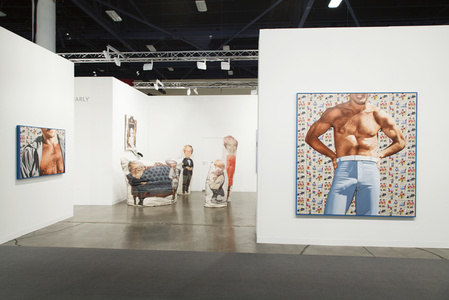 Fergus McCaffrey at Art Basel in Miami Beach 2014