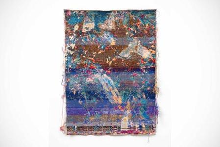 """""""wordflowersphloraisAurHottir"""" - wall tapestry"""