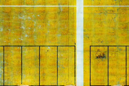 Untitled (Parking Lot 1), Paris, 2002