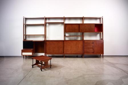 Custom made cabinet unit