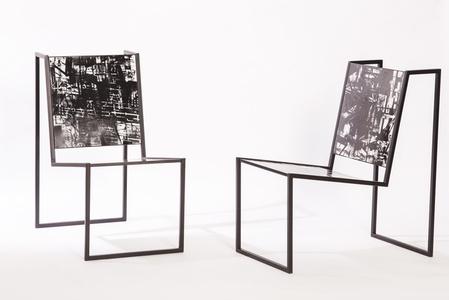 Chiaroscuro Chair