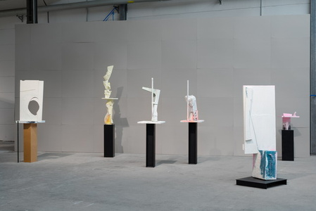 Installation view Wentrup