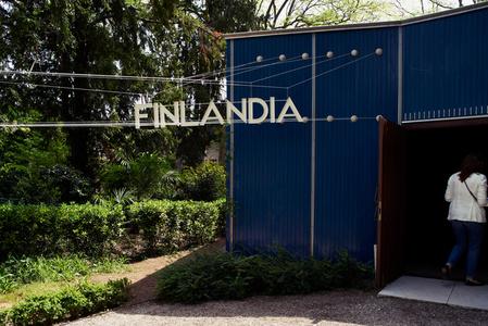 Finnish Pavilion