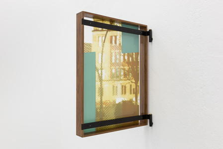 How Things Appear, after Carlo Scarpa; Afterimage 4