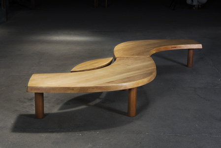 """""""T22C"""" coffee table,"""