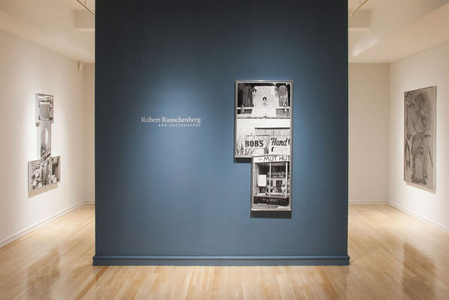 Robert Rauschenberg and Photography