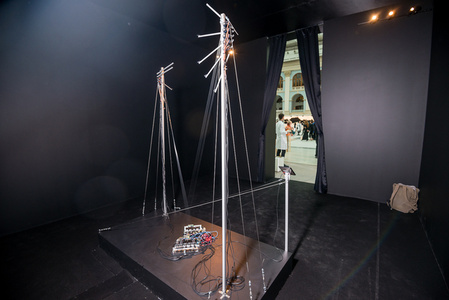 LABORATORIA Art&Science Space at Cosmoscow 2015