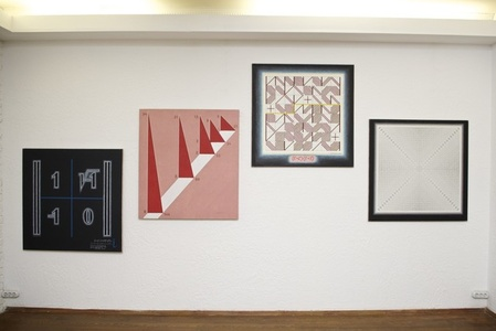 series of paintings