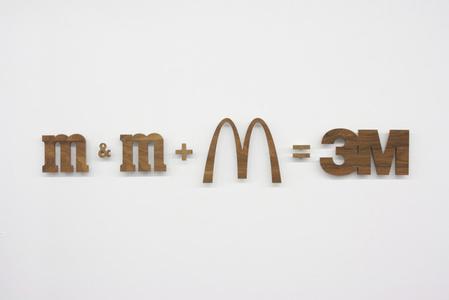 m&m + M=3M