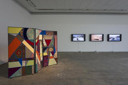 Gallery Weekend Berlin: Nevin Aladag - Session