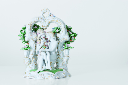 Love Letter [Courtesy MEISSEN COUTURE® Art Collection]