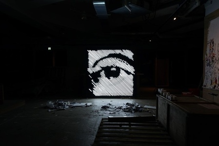 Debris | A solo exhibition by VHILS