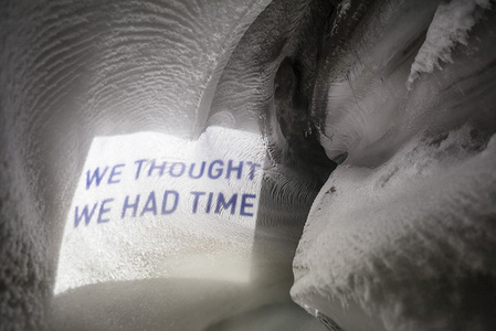 We thought we had time