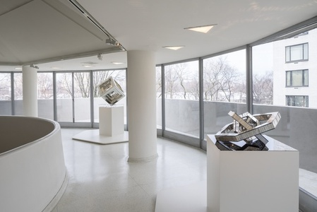 Monir Shahroudy Farmanfarmaian: Infinite Possibility. Mirror Works and Drawings 1974–2014