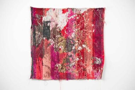 """""""red&whiteverechadpanhudaiondaahoneymoon"""" - wall tapestry"""