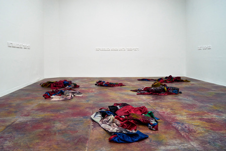 United Dead Nations (Installation view)
