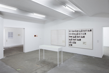 Channa Horwitz COUNTING IN EIGHT, MOVING BY COLOR