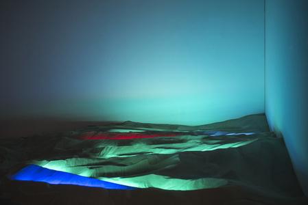 Untitled Ariel Landscapes (Sand and Light)