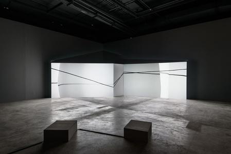 A Slant of Light Wang Yahui Solo Exhibition