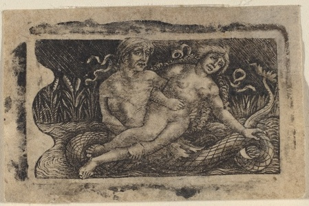 Triton and Nymph