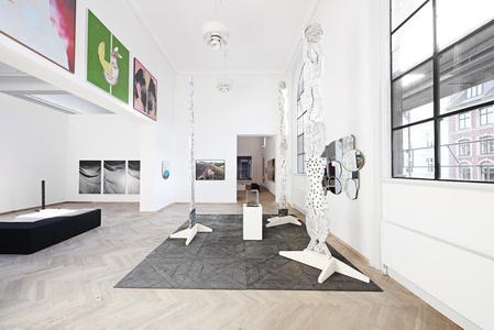 David Risley Gallery at CHART   ART FAIR 2015