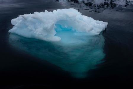 Antarctica, S. Pole, 1