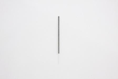 Vertical Metal Bracket and Plastic Rod