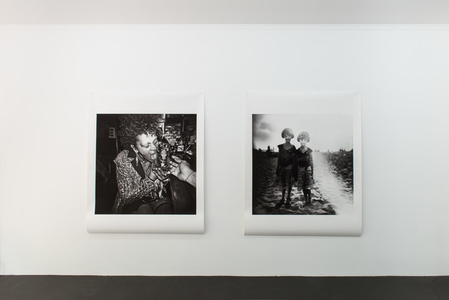 """Installation view """"Love has to be reinvented"""""""