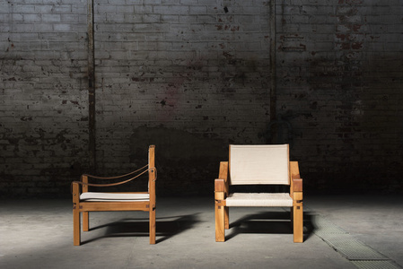 Pair of S10T armchairs