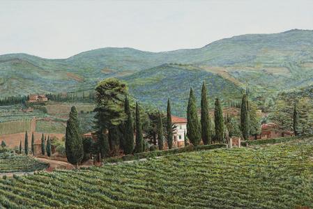 Near Castello di Gabbiano