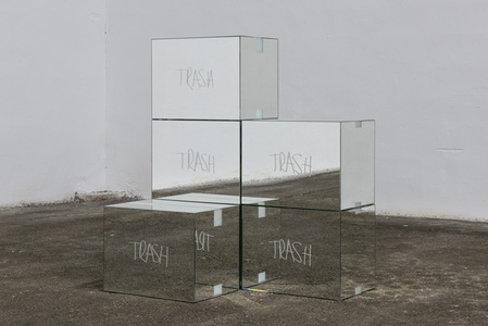 Trash Mirror Boxes (After MV)