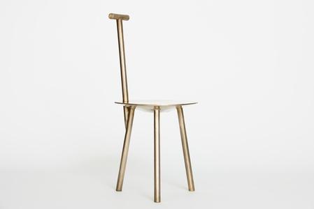 Spade Chair Bronze / Naked