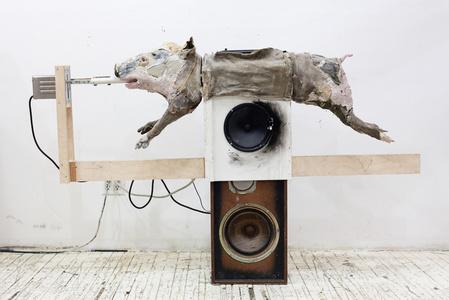 Electronic Rotisserie Pig Drum