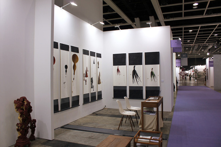 Blindspot Gallery at Art Basel Hong Kong 2013