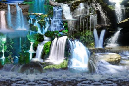 Visual Orgasms 'Waterfalls'