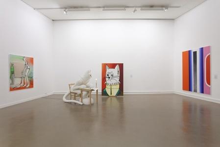 """Exhibition View """"Coup de Vent"""", Musée d'Art Moderne de la Ville de Paris"""