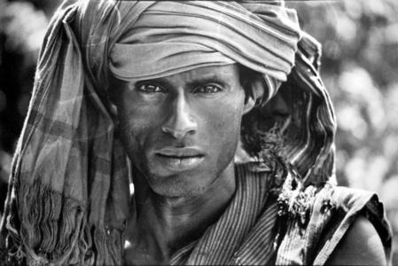 Somali Cattle Herder in Turban