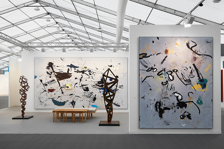Victoria Miro at Frieze London 2015