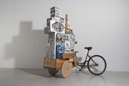 Bicycle Cart