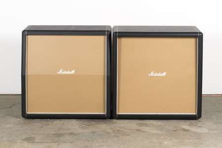 Marshall Speaker Canbinet (pair), horizontal