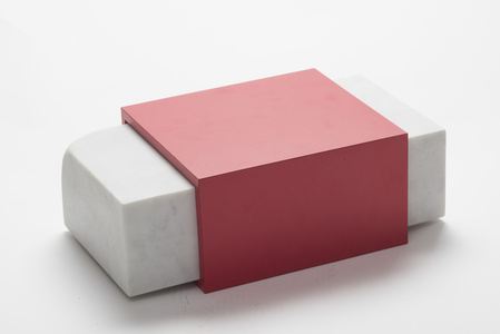 Eraser Sculpture