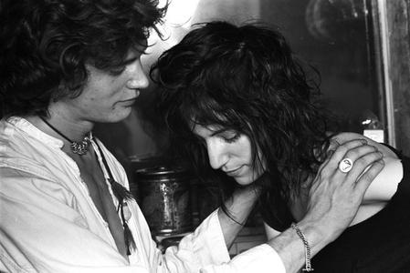 Robert Mapplethorpe & Patti Smith, New York 1969