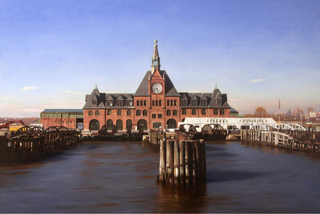 NJCRR Ferry Terminal