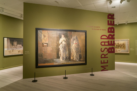 Mersad Berber: An Allegory of Bosnia